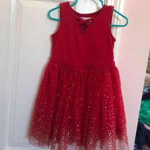 Red Toddler Christmas Dress 3t Epic Threads